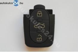 Audi 3 gombos ovális alsó rész nagy elemes
