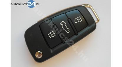Audi 3 gombos bicskakulcs