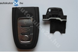 Audi elemtartó 3 gombos kulcshoz