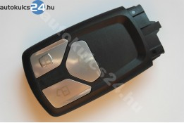 Audi 3 gombos bedugós kulcsház