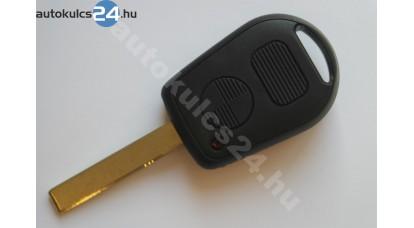 BMW 2 gombos kulcsház