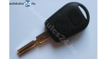 BMW 2 gombos kulcsház osztott kulcsszár