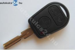 BMW 3 gombos kulcsház osztott kulcsszár