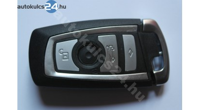 BMW kulcs 4 gombos PCF7953 chip 868mhz