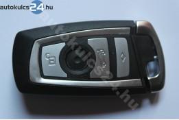 BMW kulcsház 7-es széria újabb biztonsági kulccsal