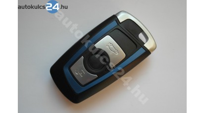 BMW kulcsház 5-ös széria kék