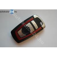 BMW kulcsház 7-es széria piros