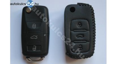 Volkswagen 3 gombos bicskakulcs bőrtok