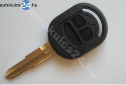 Daewoo 3 gombos kulcs