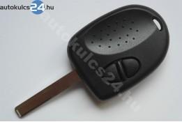 Chevrolet 2 gombos kulcsház