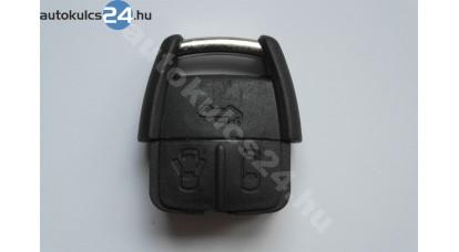 Chevrolet 3 gombos kulcsház felső