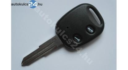 Chevrolet kulcsház 2 gombos balos