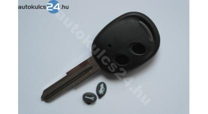 Chevrolet kulcsház 2 gombos jobbos