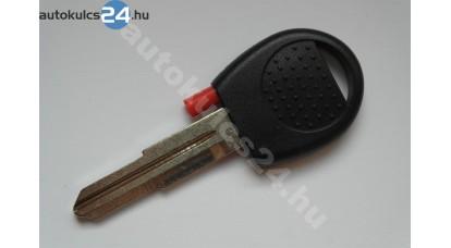 Chevrolet kulcsház balos chip hely