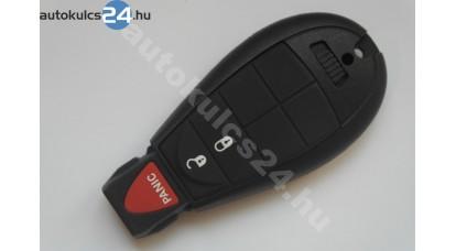 Chrysler 2+1 gombos bedugós kulcs