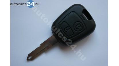 Citroen kulcsház 2 gombos NE72