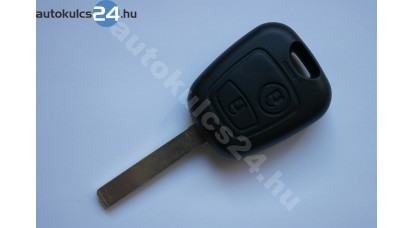 Peugeot kulcsház 2 gombos VA2
