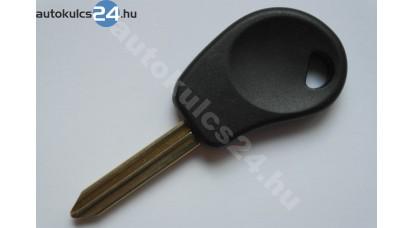 Peugeot kulcs