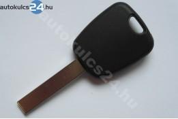 Peugeot kulcsház gomb nélkül HU83
