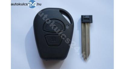 Citroen kulcsház 2 gombos