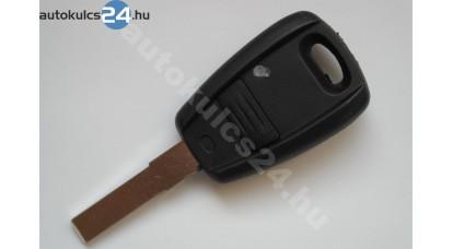 Fiat kulcsház 1 gombos fekete