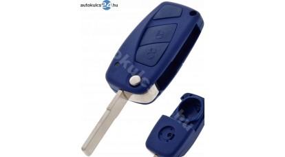 Fiat 2 gombos bicskakulcs kék