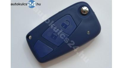 Fiat 2 gombos bicskakulcs kék oldalsó elem