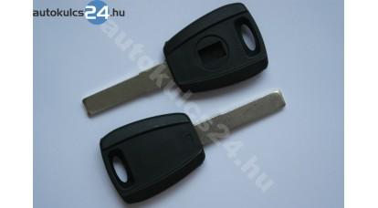 Fiat kulcsház fekete