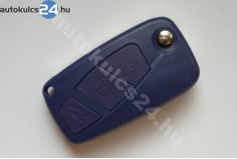 Fiat 3 gombos 433mhz ASK PCF7941A HITAG2 46
