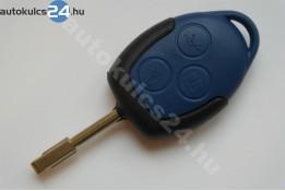 Ford 3 gombos kulcsház kék buzogány