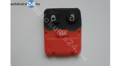Ford 3 gombos gombsor piros