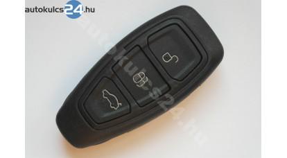 Ford 3 gombos pattintós kulcsház