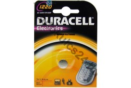 Duracell CR1220 lithium gombelem