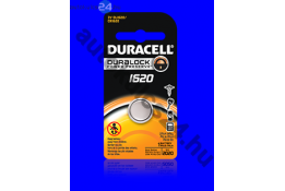 Duracell CR1620 lithium gombelem
