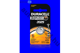 Duracell CR2025 lithium gombelem