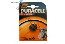 Duracell CR2450 lithium gombelem