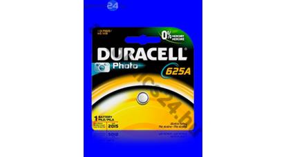 Duracell 625A 1,5V alkáli elem