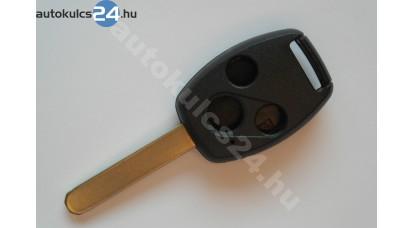 Honda 3 gombos kulcs
