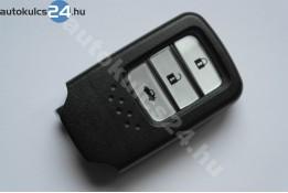 Honda bedugós kulcsház 3 gombos