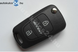 Hyundai Accent bicskakulcs