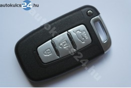 Hyundai 3 gombos kulcsház kivehető penge #2