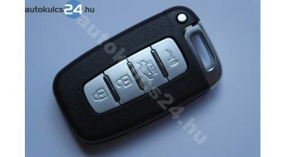 Hyundai 4 gombos kulcsház kivehető penge