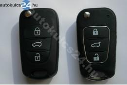 Hyundai 3 gombos bicskakulcs fémkeret