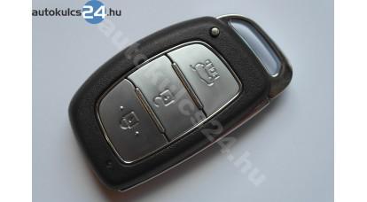 Hyundai 3 gombos bedugós kulcs
