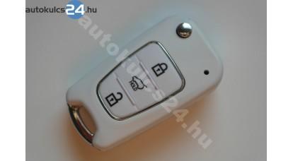 Hyundai 3 gombos bicskakulcs fehér