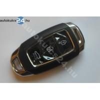 Hyundai 3 gombos bedugós kulcsház