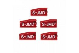 JMD super chip RED Piros transponder chip
