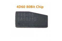 ID4D60 T16 Carbon Transponder 80bit 4D60 kerámia chip