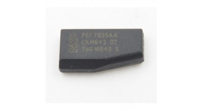 Opel/Suzuki ID40 transponder chip