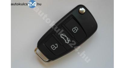 KeyDiy KD Audi B02-3 távirányító autókulcs